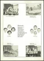 1955 Northwestern High School Yearbook Page 84 & 85