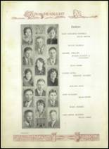 1930 Baird High School Yearbook Page 28 & 29