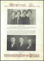 1930 Baird High School Yearbook Page 42 & 43