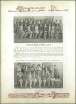 1930 Baird High School Yearbook Page 44 & 45