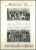 1930 Baird High School Yearbook Page 56 & 57