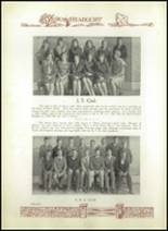 1930 Baird High School Yearbook Page 58 & 59