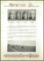 1930 Baird High School Yearbook Page 64 & 65
