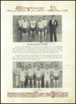 1930 Baird High School Yearbook Page 66 & 67