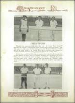 1930 Baird High School Yearbook Page 68 & 69