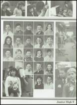 1989 Tabernacle Christian School Yearbook Page 10 & 11