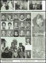 1989 Tabernacle Christian School Yearbook Page 12 & 13