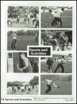 1989 Tabernacle Christian School Yearbook Page 16 & 17