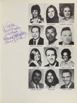 1973 Mt. Vernon High School Yearbook Page 26 & 27