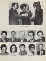 1973 Mt. Vernon High School Yearbook Page 28 & 29