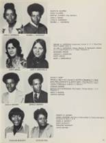 1973 Mt. Vernon High School Yearbook Page 42 & 43