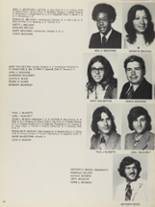 1973 Mt. Vernon High School Yearbook Page 44 & 45