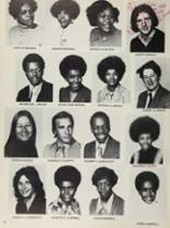 1973 Mt. Vernon High School Yearbook Page 46 & 47