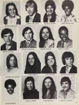1973 Mt. Vernon High School Yearbook Page 52 & 53