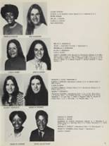 1973 Mt. Vernon High School Yearbook Page 54 & 55