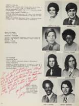 1973 Mt. Vernon High School Yearbook Page 56 & 57