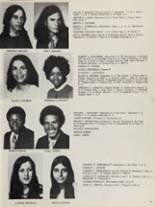 1973 Mt. Vernon High School Yearbook Page 58 & 59