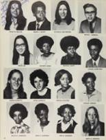 1973 Mt. Vernon High School Yearbook Page 62 & 63