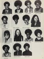 1973 Mt. Vernon High School Yearbook Page 64 & 65