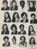 1973 Mt. Vernon High School Yearbook Page 66 & 67