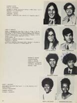 1973 Mt. Vernon High School Yearbook Page 68 & 69