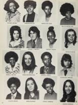 1973 Mt. Vernon High School Yearbook Page 70 & 71