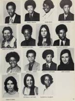 1973 Mt. Vernon High School Yearbook Page 72 & 73