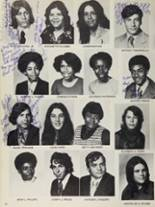 1973 Mt. Vernon High School Yearbook Page 74 & 75