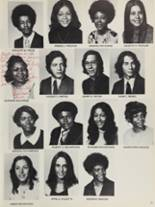 1973 Mt. Vernon High School Yearbook Page 76 & 77