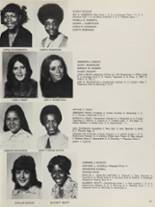 1973 Mt. Vernon High School Yearbook Page 78 & 79