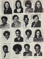 1973 Mt. Vernon High School Yearbook Page 80 & 81
