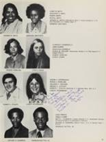 1973 Mt. Vernon High School Yearbook Page 82 & 83