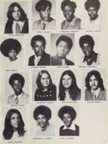 1973 Mt. Vernon High School Yearbook Page 84 & 85