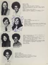 1973 Mt. Vernon High School Yearbook Page 86 & 87