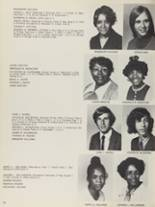1973 Mt. Vernon High School Yearbook Page 88 & 89