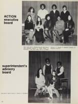 1973 Mt. Vernon High School Yearbook Page 94 & 95
