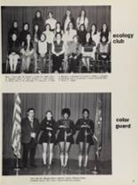 1973 Mt. Vernon High School Yearbook Page 100 & 101