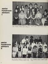 1973 Mt. Vernon High School Yearbook Page 102 & 103