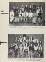 1973 Mt. Vernon High School Yearbook Page 104 & 105