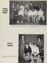 1973 Mt. Vernon High School Yearbook Page 108 & 109