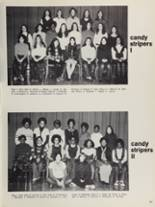 1973 Mt. Vernon High School Yearbook Page 110 & 111
