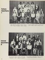 1973 Mt. Vernon High School Yearbook Page 112 & 113