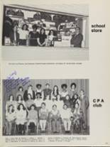 1973 Mt. Vernon High School Yearbook Page 116 & 117