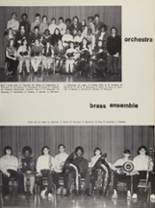 1973 Mt. Vernon High School Yearbook Page 124 & 125