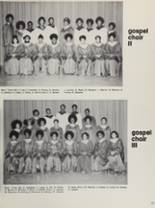 1973 Mt. Vernon High School Yearbook Page 126 & 127
