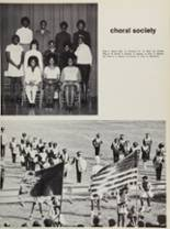 1973 Mt. Vernon High School Yearbook Page 128 & 129