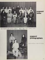 1973 Mt. Vernon High School Yearbook Page 132 & 133
