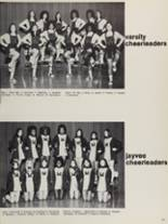 1973 Mt. Vernon High School Yearbook Page 136 & 137