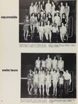 1973 Mt. Vernon High School Yearbook Page 138 & 139