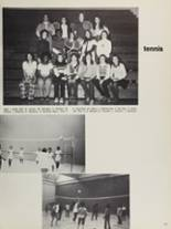 1973 Mt. Vernon High School Yearbook Page 140 & 141